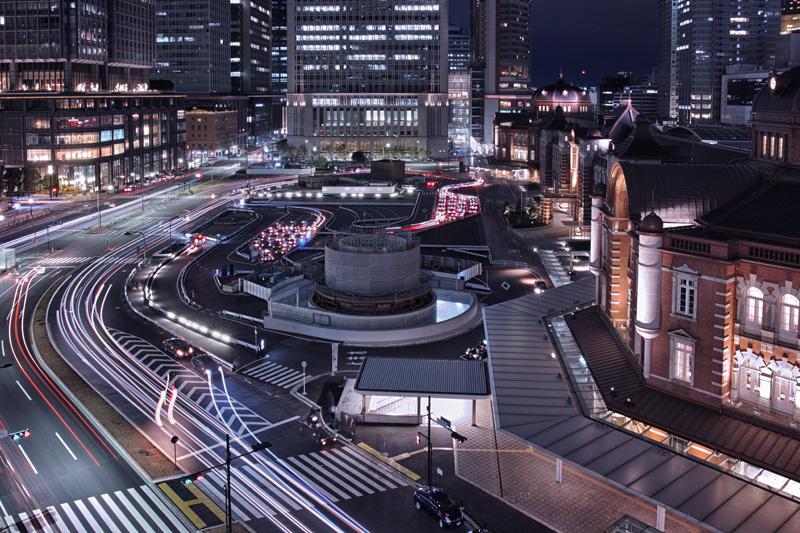 tokyo station nobiann