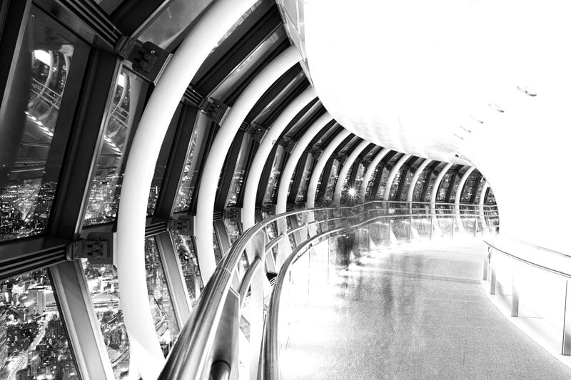 東京スカイツリー第二展望台