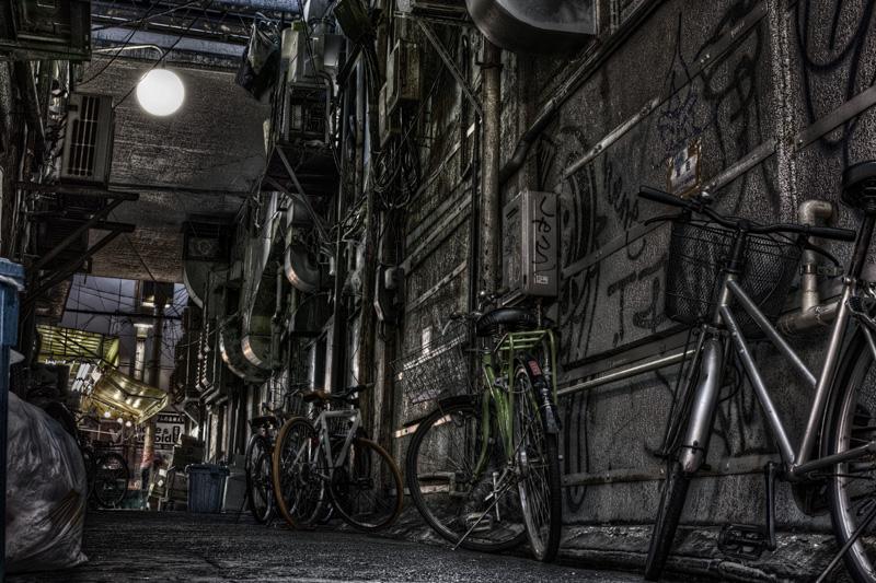 dirty alley nobiann