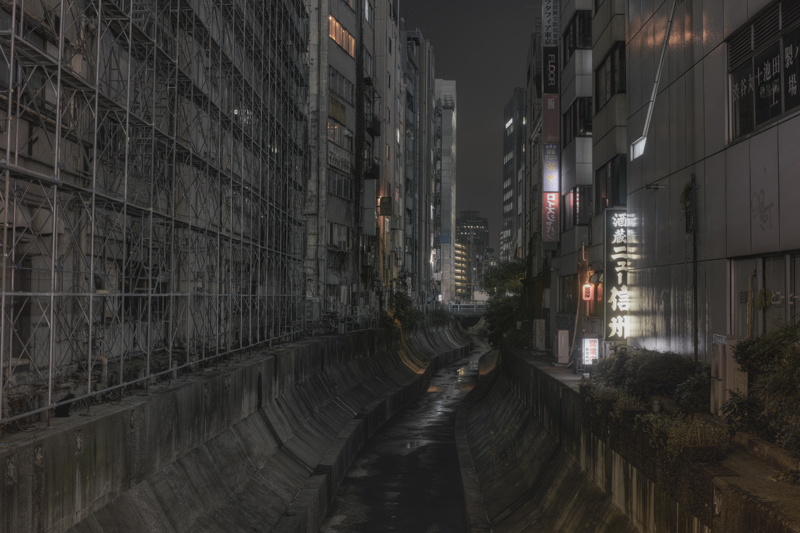 渋谷川2014 10 23w