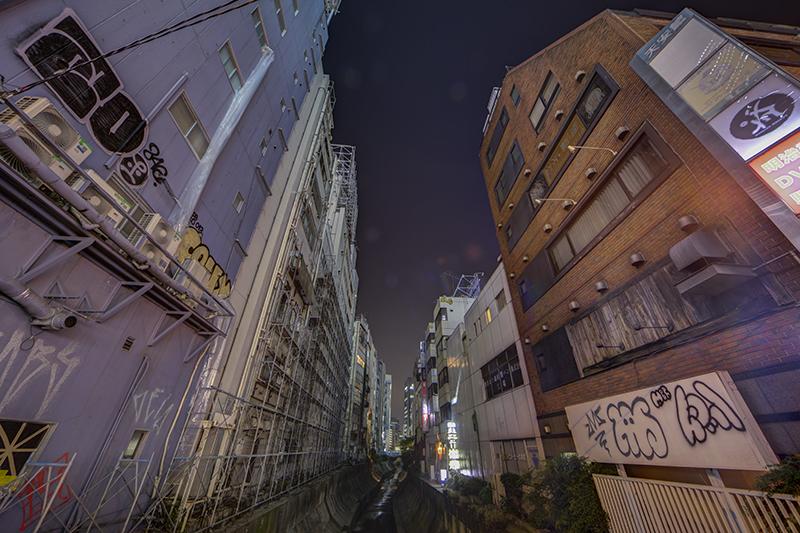 渋谷川2014 10 24nobiann
