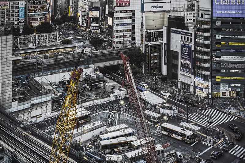 渋谷2015 7 22 hikarie nobiann