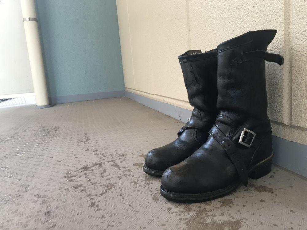 ブーツ 洗い方 革靴 洗濯 やり方