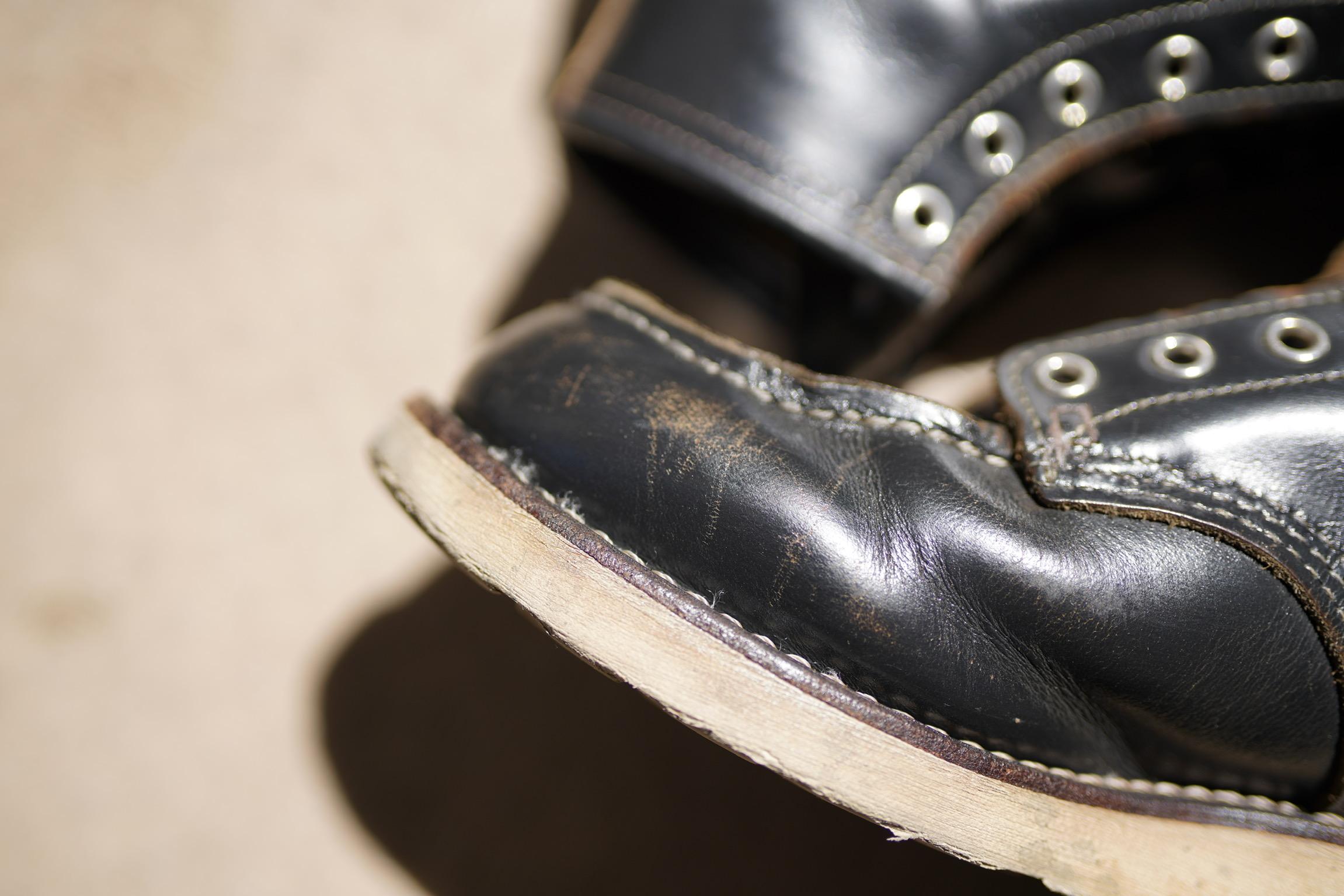 ブーツ 乾燥